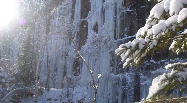 MN Ice Climbing