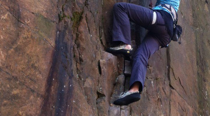 Mn rock climbing class