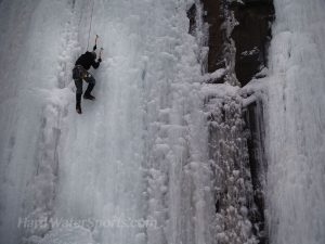 Minnesota ice climbing gear rental