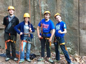 mn rock climbing